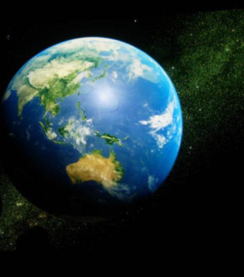 地球が自転・公転することで世界のバランスが取れている